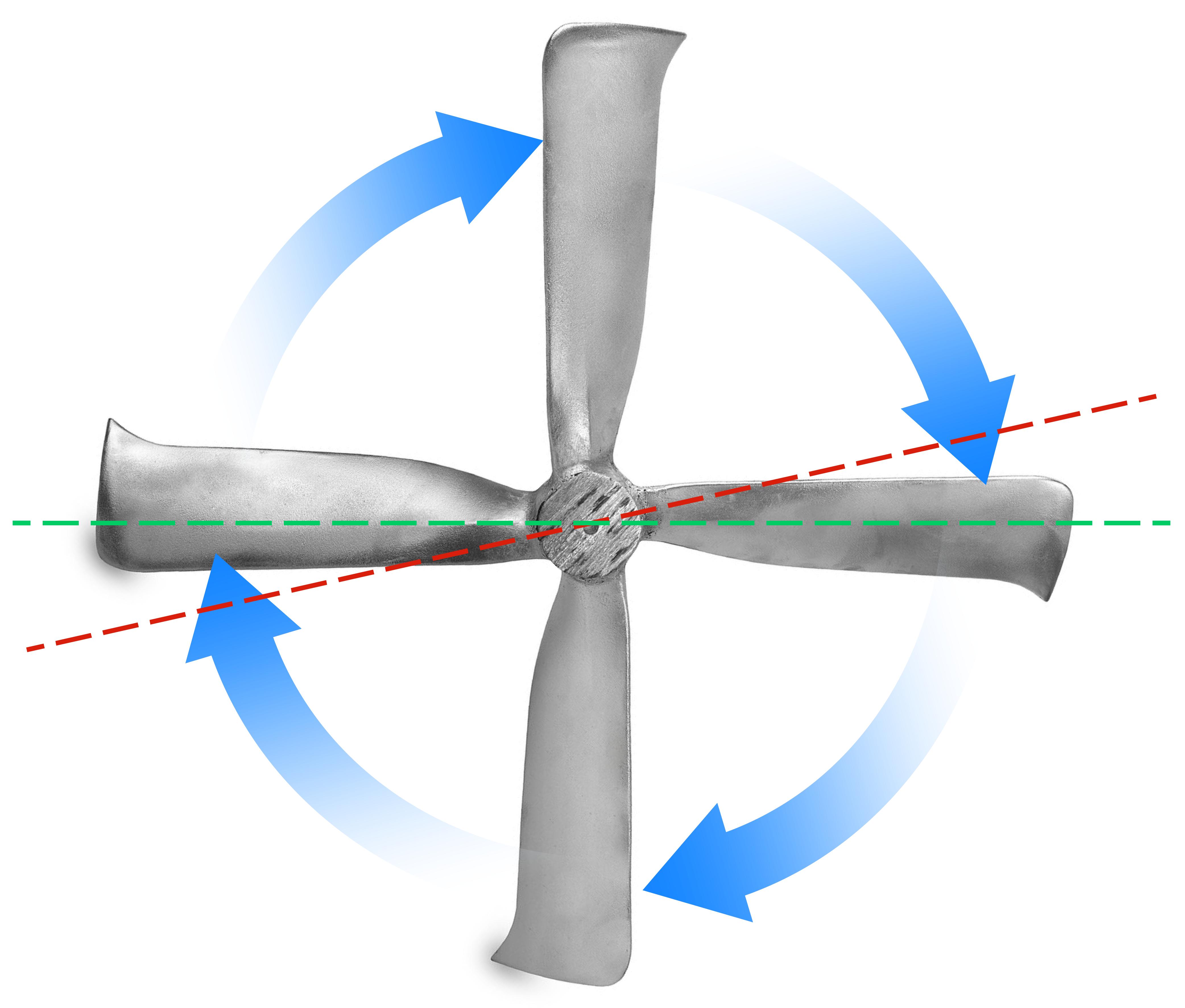 Fan blade balancing-01
