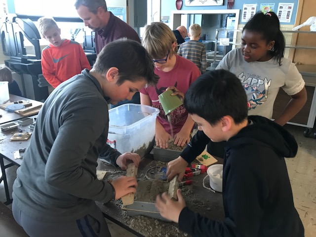 Foundry in a Box - the Eagle Group at Muskegon Christian Schools