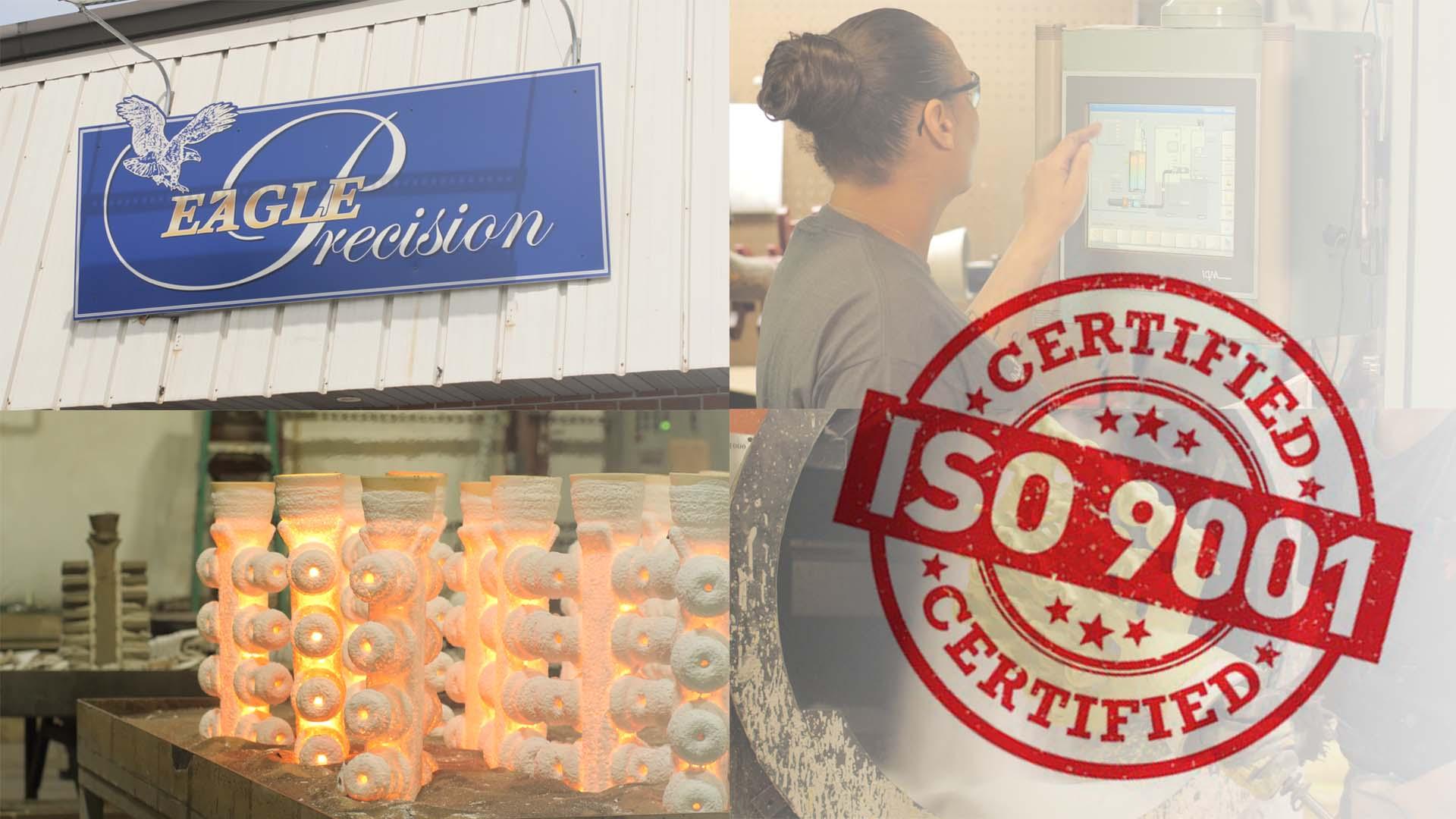 Precision - ISO resert - banner