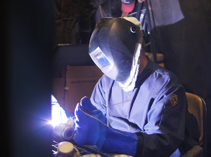 Welding-alloy