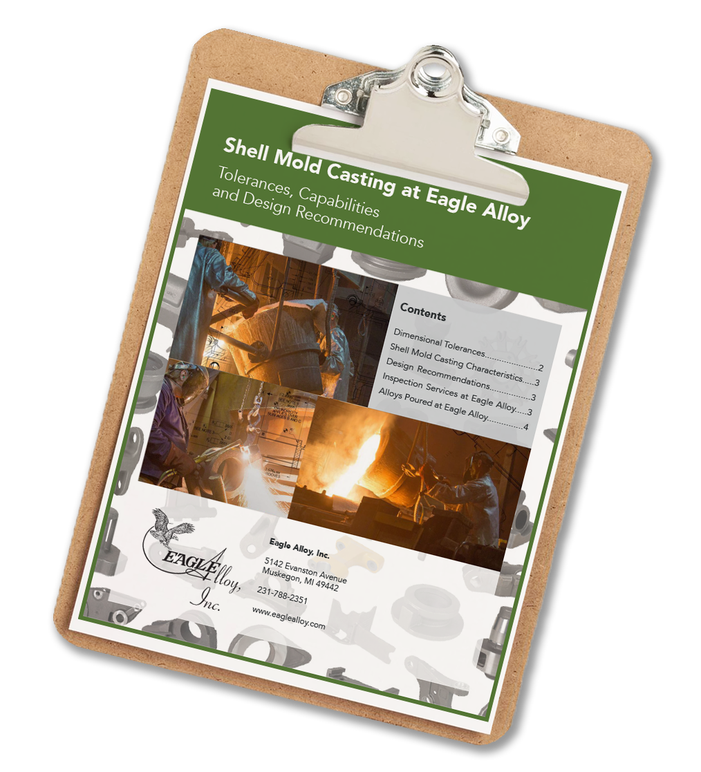 Shell mold casting quick reference - Eagle Alloy