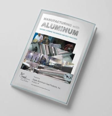 Manufacturing with Aluminum - Eagle Aluminum - Cover Closeup