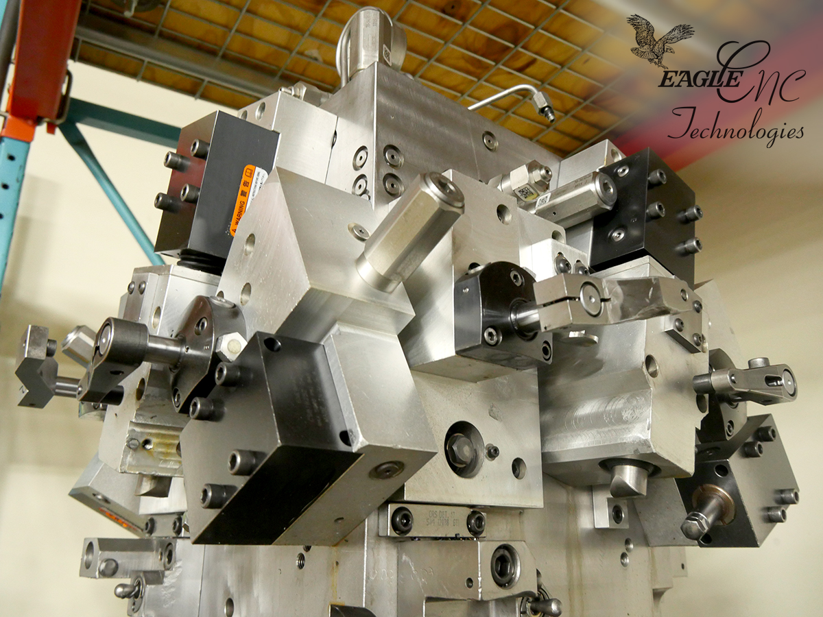 Custom Work Holding Fixture - CNC Machining
