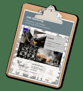 Eagle CNC Technologies: Capabilities, Tolerances and Equipment List