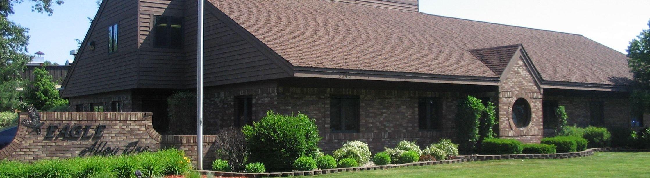 The Eagle Group - Eagle Alloy Office, Muskegon, MI