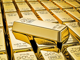 Gold is one of the densest metals