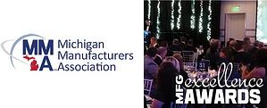 Michigan Manufacturers Association (MMA) MFG Excellence Awards