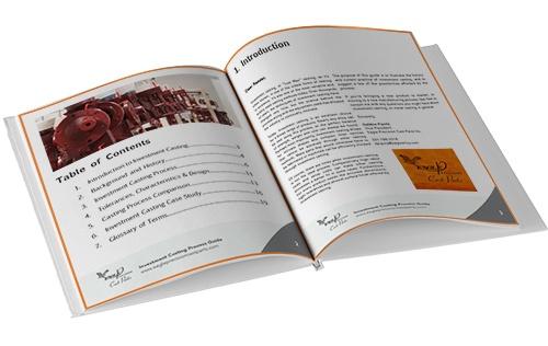 Eagle Precision: Investment Casting Process Guide