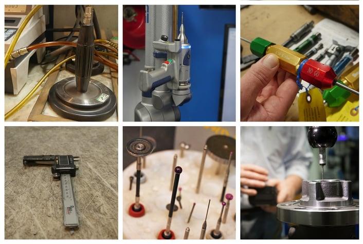 Metrology Tools - Eagle CNC Technologies