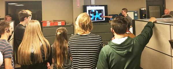 Manufacturing Day at Eagle Alloy - Solidification Simulation Demonstration