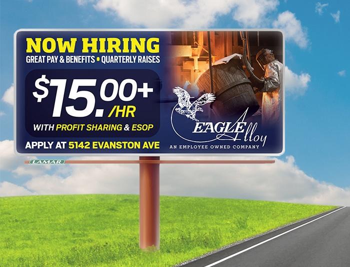 Jobs in Muskegon, MI - Eagle Alloy now hiring
