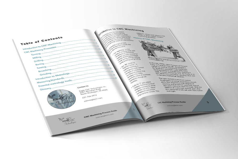 New Resource for Manufacturers: CNC Machining Process Guide