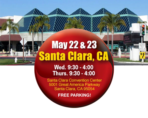 Design2Part - May 22 and 23 in Santa Clara, CA