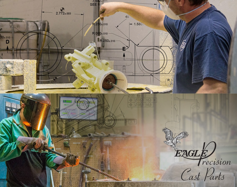Investment Casting - Eagle Precision Cast Parts, Inc.
