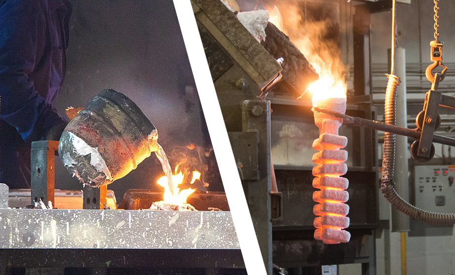 Aluminum Casting vs  Steel Casting: Choosing the Right Alloy