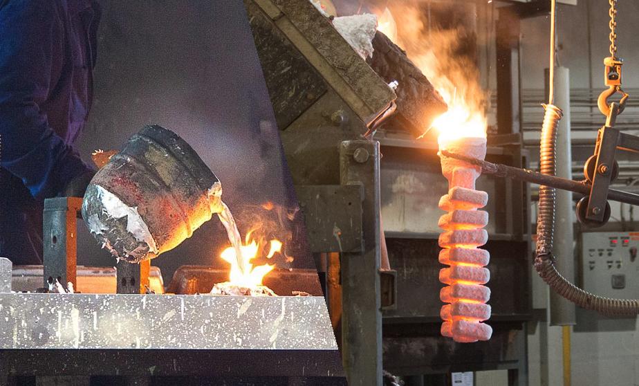 Aluminum Casting vs Steel Casting - The Eagle Group