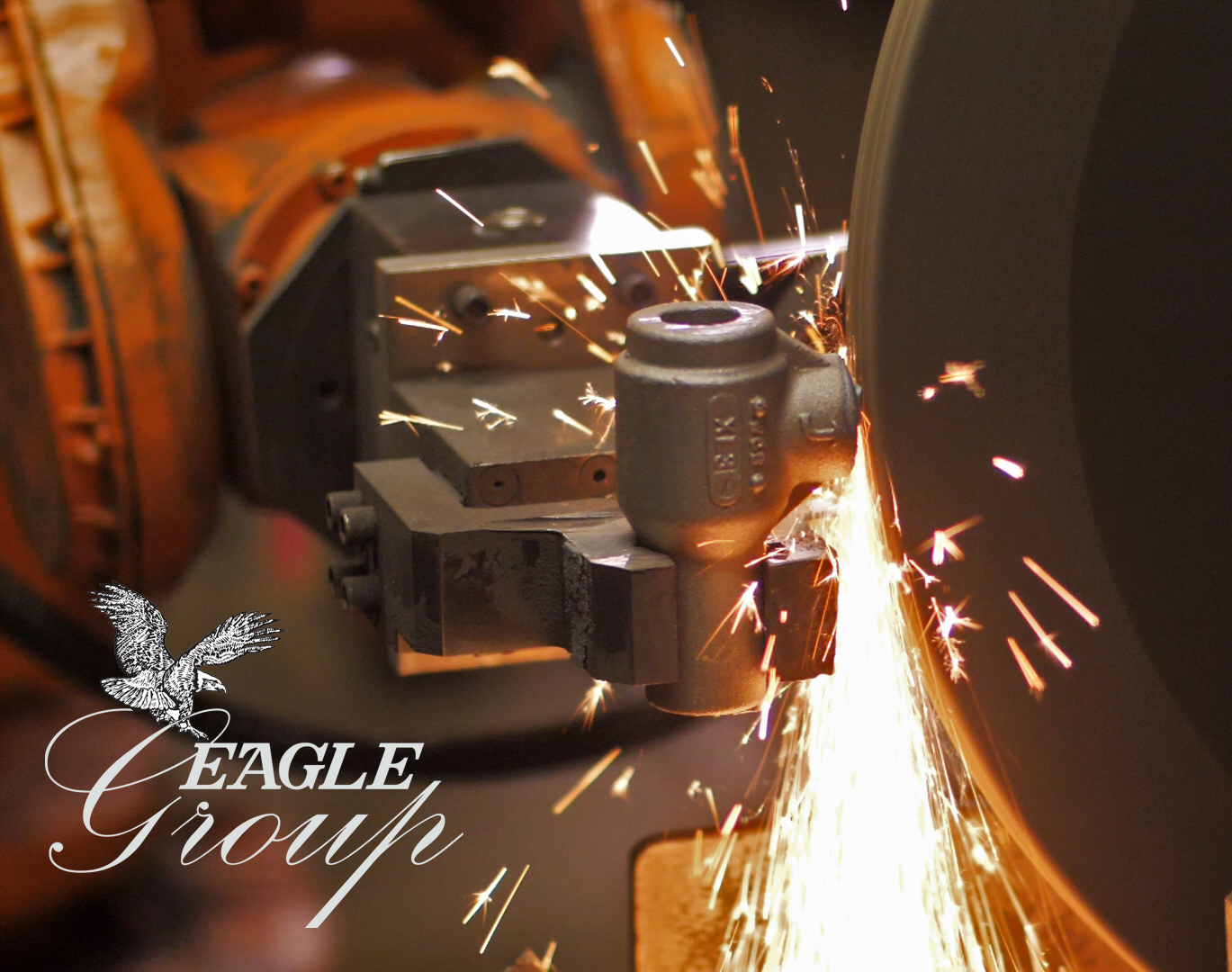 Robotics in Metalcasting: Robot Grinding Cell at Eagle Alloy